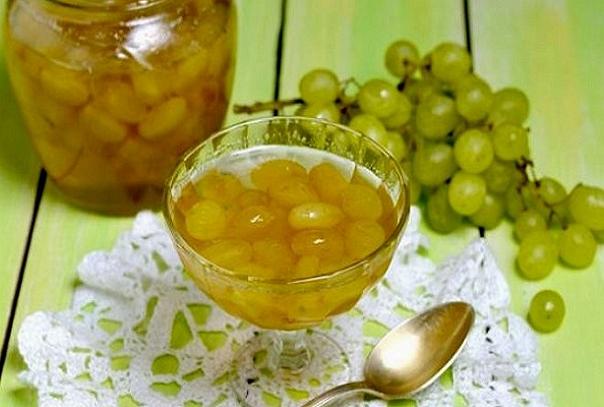 какие заготовки сделать из винограда