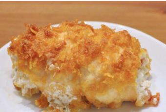 Куриные рулетики с беконом и сливочным сыром