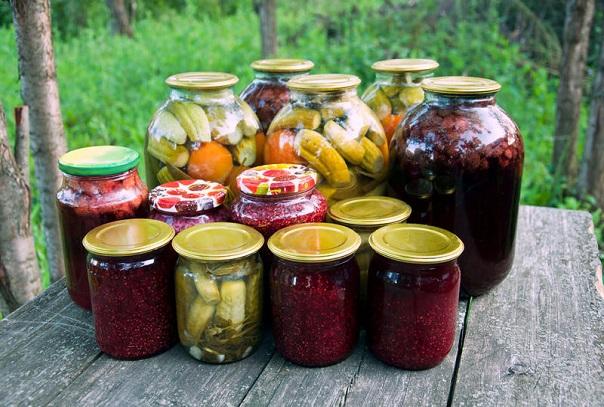 Домашние заготовки, консервирование - советы для консервирования, хранение, засолка, варка варенья