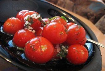 Малосольные помидорчики