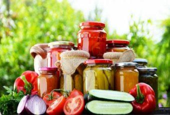7 хитростей при консервировании овощей и фруктов