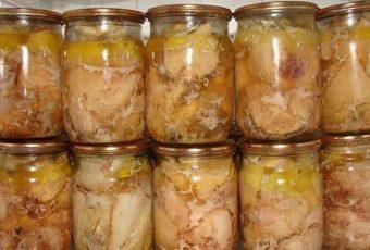 Самый простой и вкусный рецепт домашней тушенки: порубил, уложил и закрутил