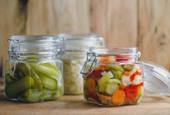 Как приготовить салаты из овощей на зиму