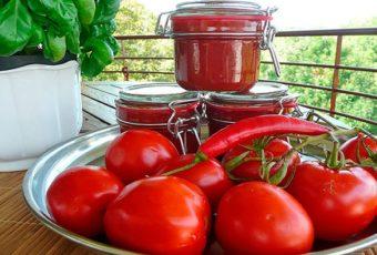Натуральный домашний кетчуп