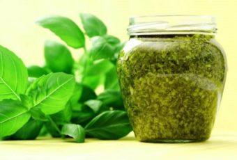 Маринованная зелень на зиму