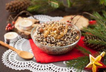 12 блюд традиционного Рождественского стола