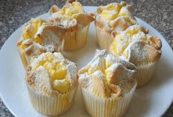 Рецепт обалденных итальянских пирожных «Соффиони», которые готовятся из обычного творога