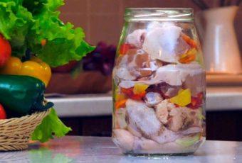 Курица с картошкой в собственном соку: забытый всеми способ приготовления