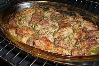 Я нежнее мяса не пробовала – ароматное блюдо, приготовленное по грузинскому рецепту