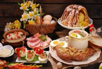 Что должно быть на столе на Пасху: 6 главных пасхальных блюд