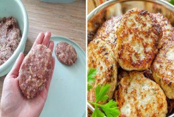Секретный рецепт котлет. Почему в фарш не стоит добавлять хлеб с молоком и яйца?