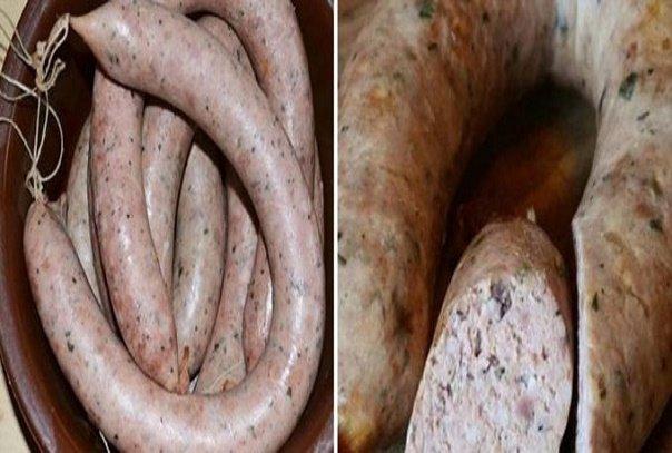 Домашняя ливерная колбаса из духовки, которую можно давать детям и супругу