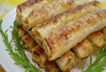 ТОП-12 вариантов закуски из тонкого лаваша – готовим быстро, легко, вкусно