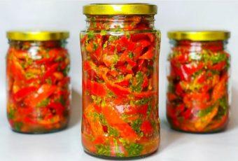 Готовьте побольше — Вкуснейший болгарский перец по-корейски