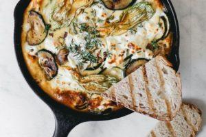 Что приготовить из кабачков – 15 простых рецептов на каждый день