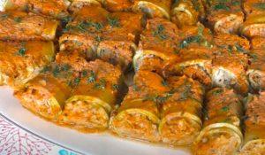 Голубцы из кабачков — в сезон едим каждый день