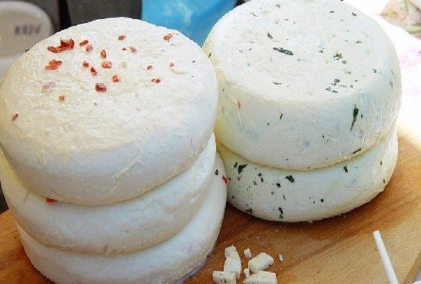 Пошаговые рецепты приготовления домашнего сыра