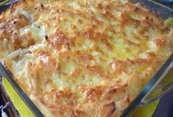 Вкуснейшая картофельная запеканка в духовке с фаршем. Даже дети просят добавки - Рецепты