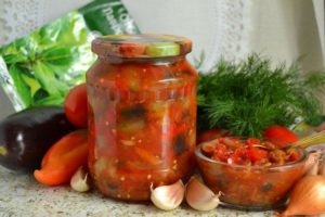 20 самых вкусных салатов на зиму
