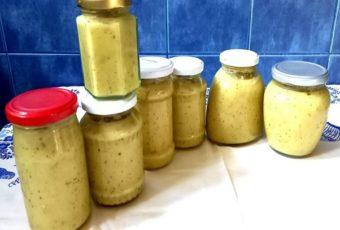 Острый соус из кабачков на зиму без консервантов