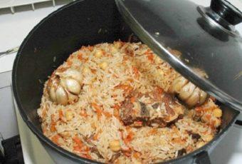 Семь дней в неделю муж готов есть узбекский плов, я научилась готовить по своему рецепту