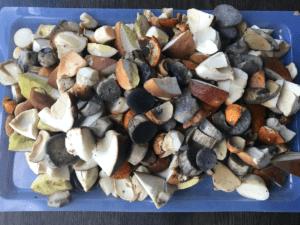 Маринованные грибы(самый вкусный маринад)