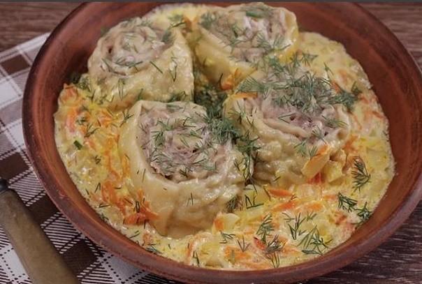 Ленивые пельмени – как приготовить вкусно по-домашнему