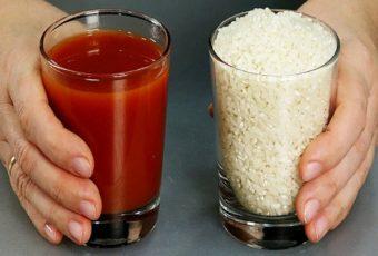 Рецепт с рисом по-новому