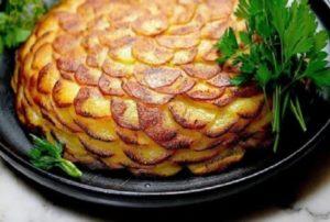 Картошка лучше нету, рецепт «Буланжер» от именитого Гордона Рамзи, попробуем приготовить.