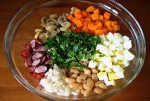 Этот салат для меня волшебная-палочка-выручалочка — Салат «Охотничий»