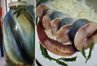 Обалденные маринады, чтобы из обычной рыбешки получилась золотая рыбка